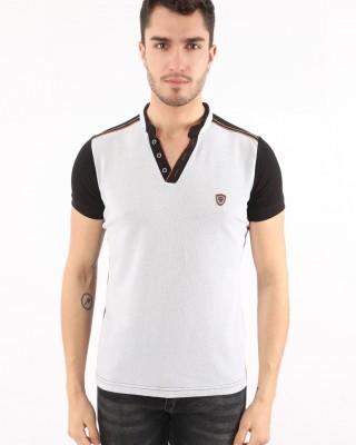 T-Shirt Homme Noir Basic
