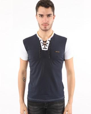 T-Shirt Homme Marine Marque