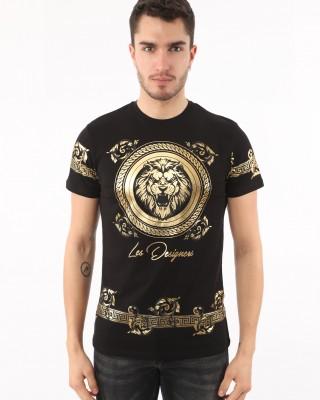 T-Shirt Homme Noir Original