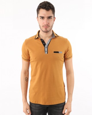 Polo Homme Tabac Marque