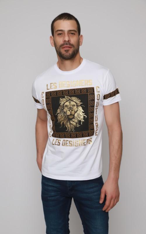 Original T-Shirt Homme Blanc