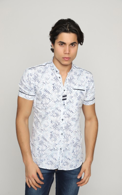Marque Chemise Homme Blanc