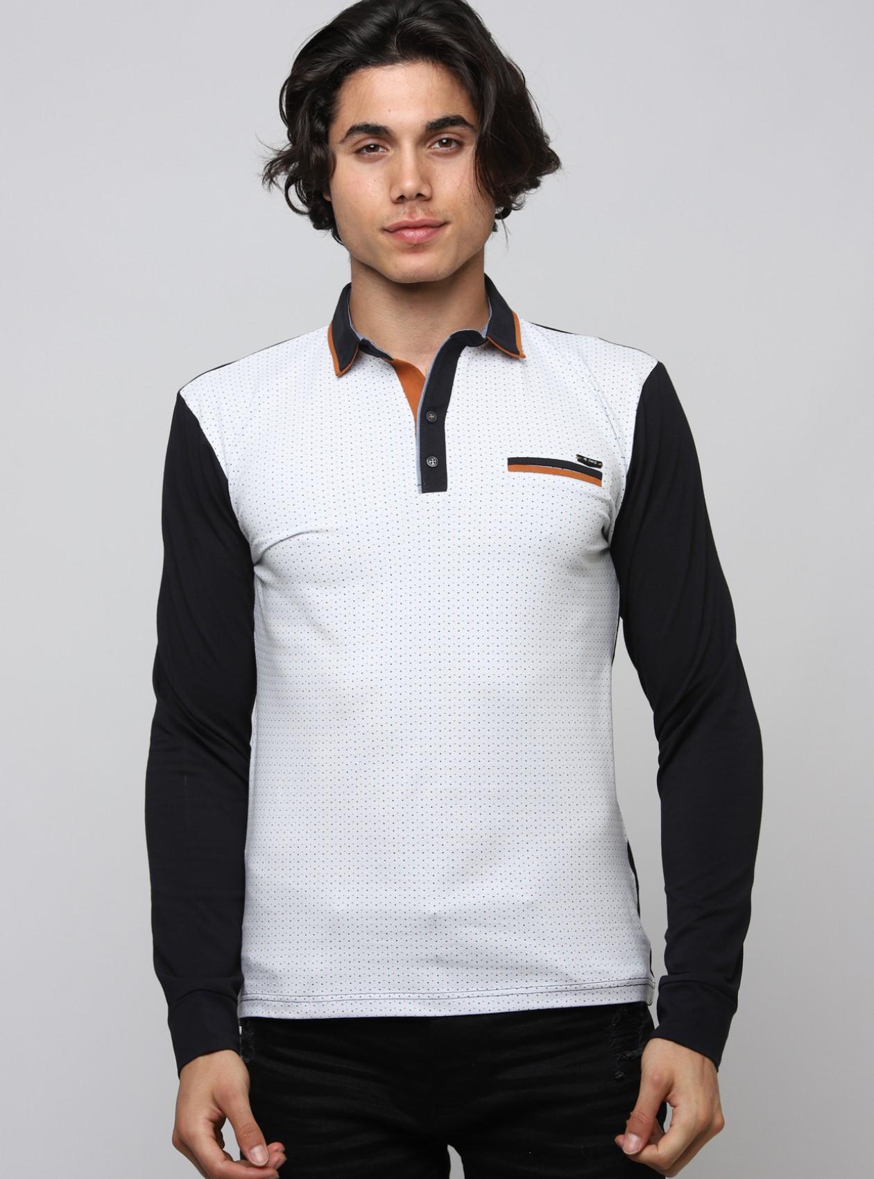 Original Polo Homme Blanc