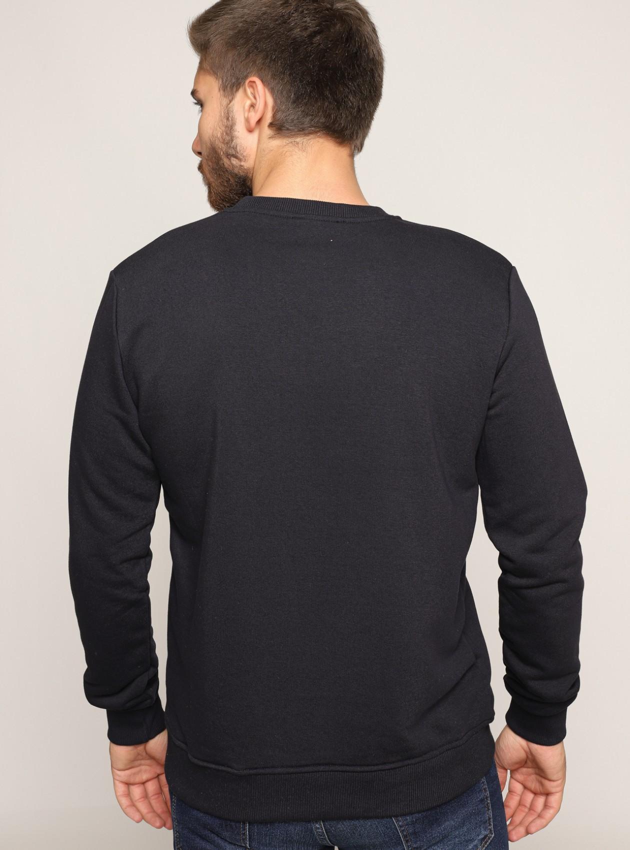 Original Sweatshirt Homme Marine