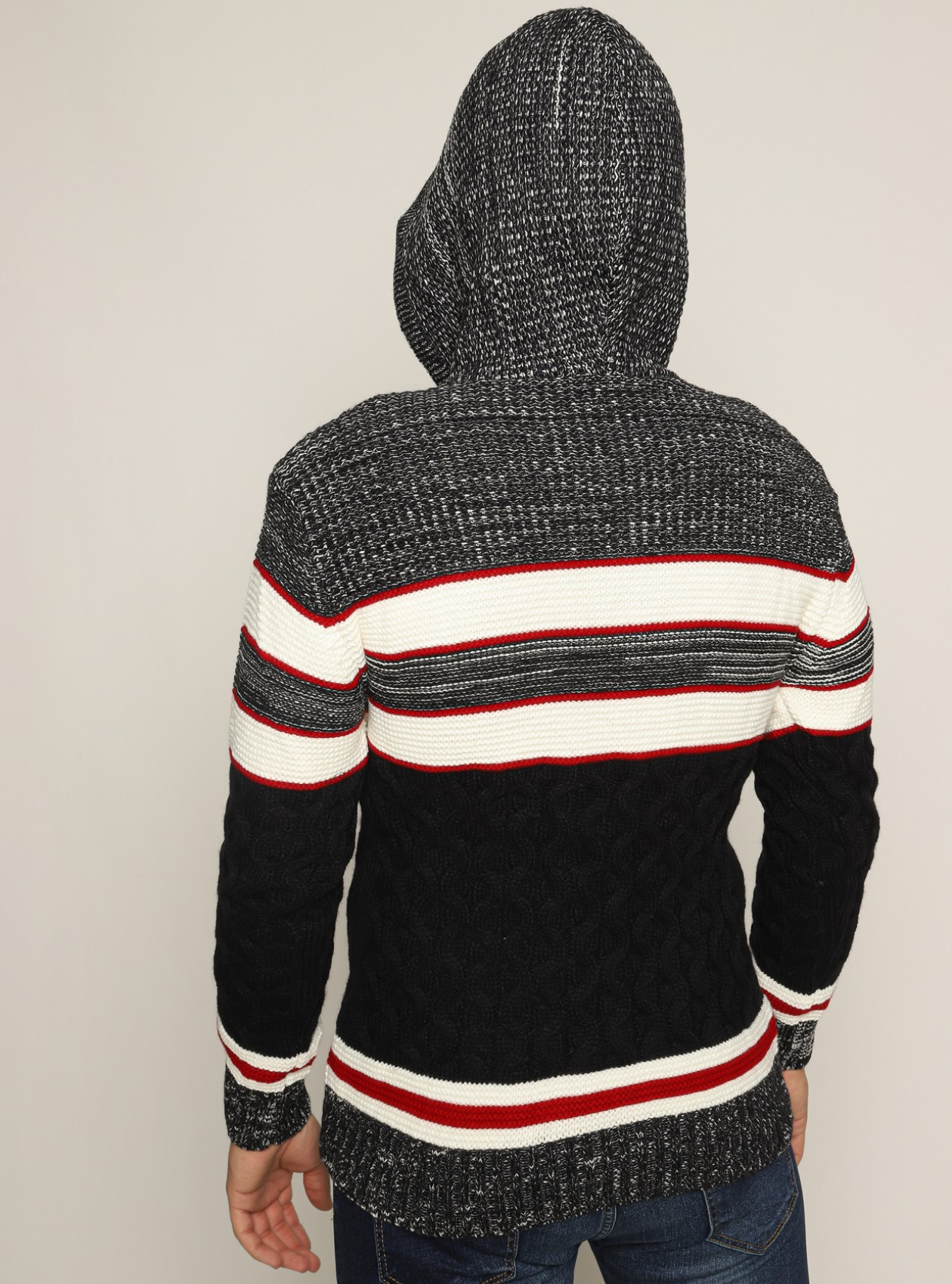 Marque Pull Homme Marine