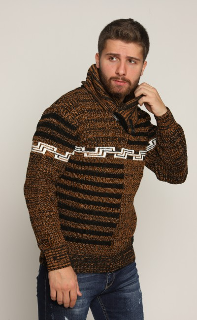 Original Pull Homme Tabac