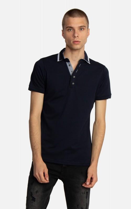 Polo Homme Noir Original